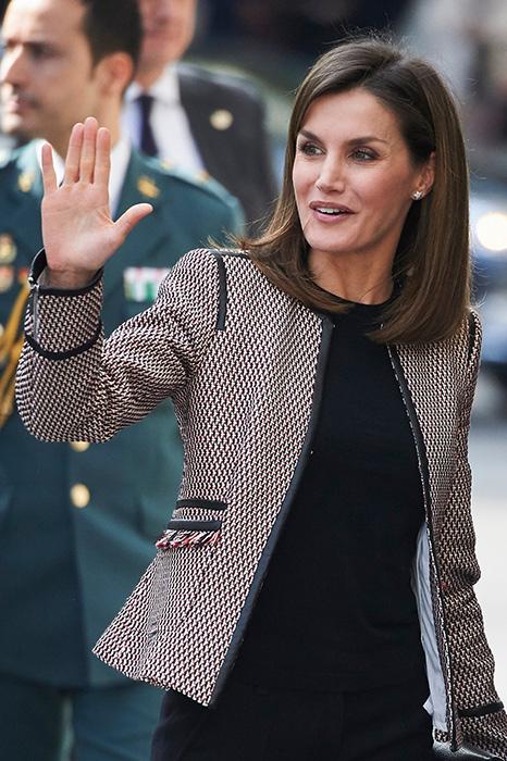 Queen Letizia, Spain image