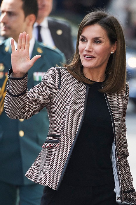 Queen Letizia, Spain image