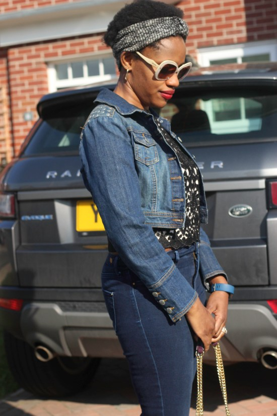 UK Fashion Blogger picture