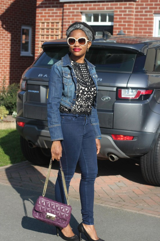 Fashion and Style Police blogger image