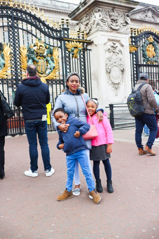 The Kiddies explore City of London Image