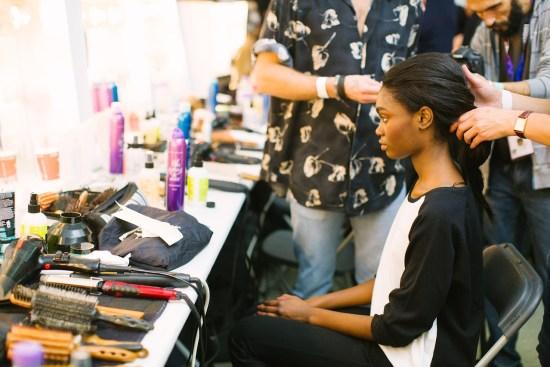 Hair salon image