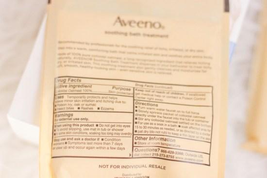 Aveeno review image