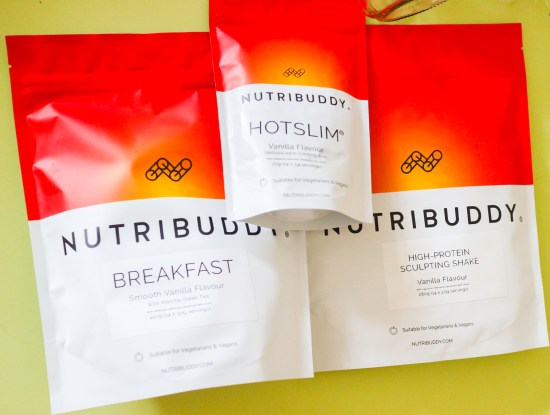 Product review - Nutribuddy Meal Replacement Bundle image