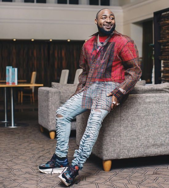 Davido Coming to America 2 image