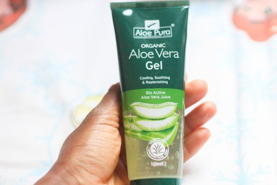 Organic Aloe Vera Gel picture