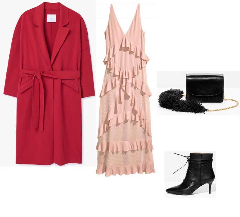 Holiday season outfits: fashionista