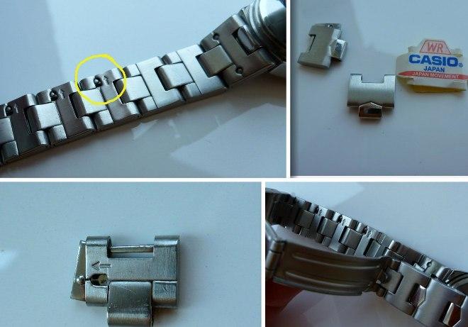 Hur man självständigt förkorta klockarmbandet