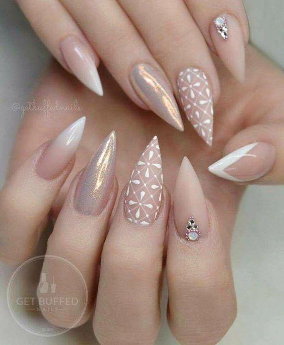 что такое дизайн ногтей 1