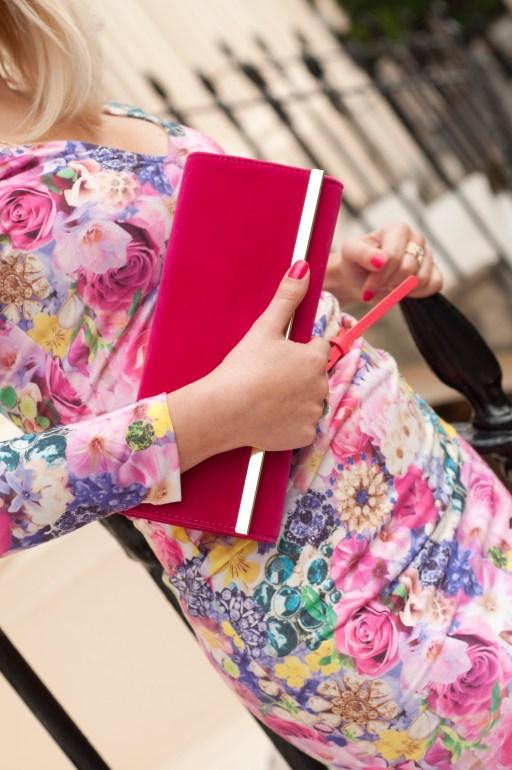 pink floral 3