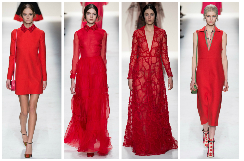 valentino red