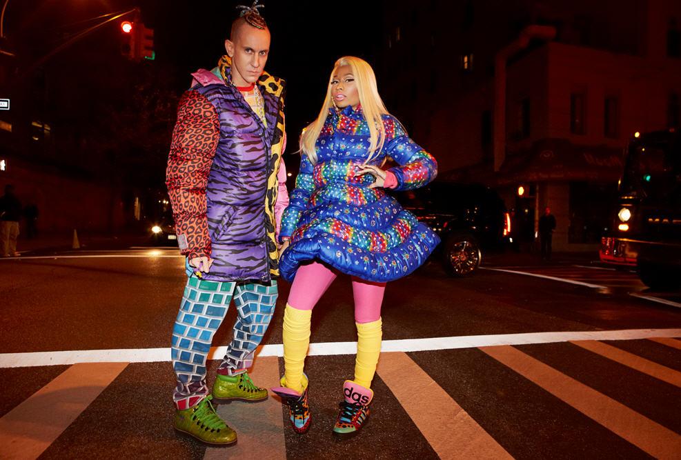 *愛迪達的時尚混街頭:all Originals Represent 1