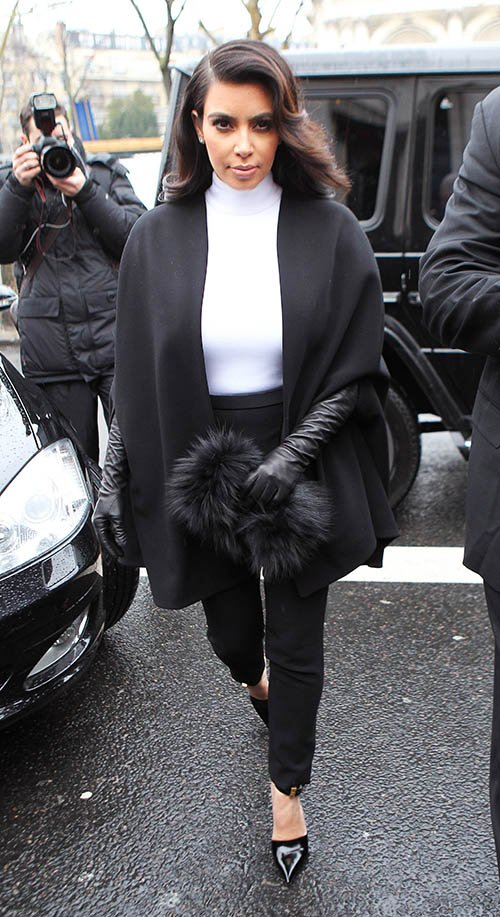 kim-kardashian-stephane-rolland-couture-spring-2013-show-stephane-rolland-look-celine-pumps