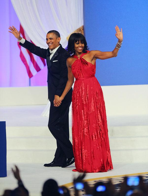 michelle obama jason wu dress