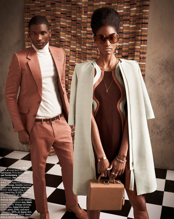 melodie-monrose-and-kone-sindou-by-mariano-vivanco-for-elle-april-2013