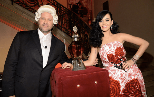 Katy-Perry-Killer-Queen-Fragrance-Launch-Thom-Browne-Dress