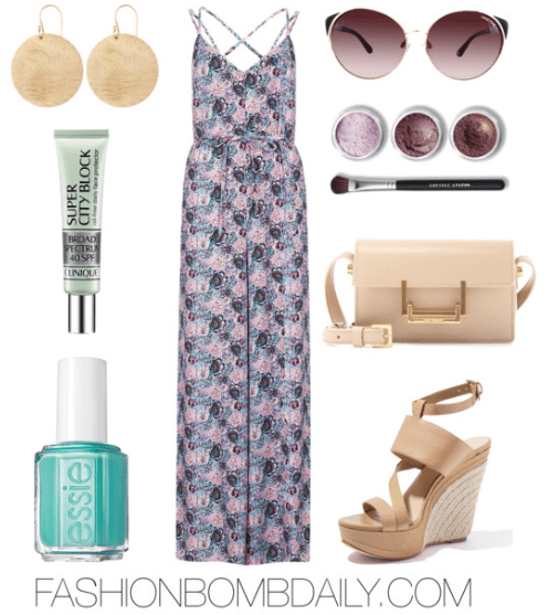 What to Wear to a Summer BBQ 3