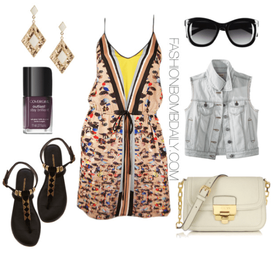 What to Wear to a Summer BBQ 4