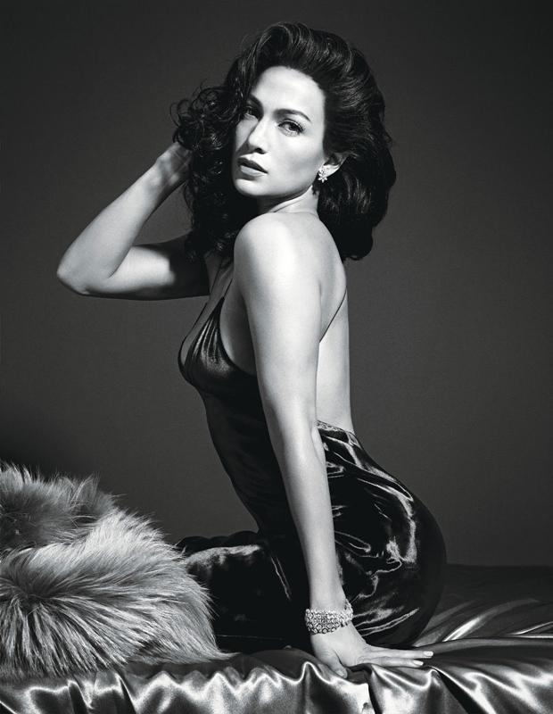 2  Jennifer Lopez by Mario Sorrenti for W Magazine