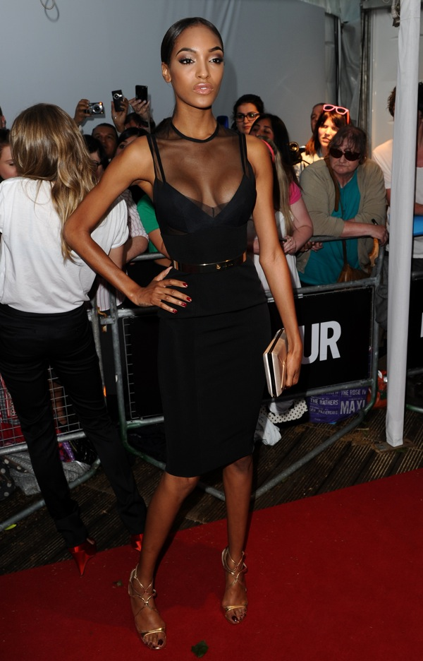 Celebs Arrive at the Glamour Women of the Year Awards