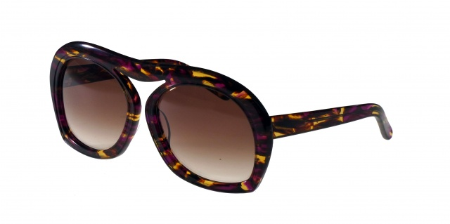 June Ambrose Launches Line of Sunglasses with Selima Optique hi brow