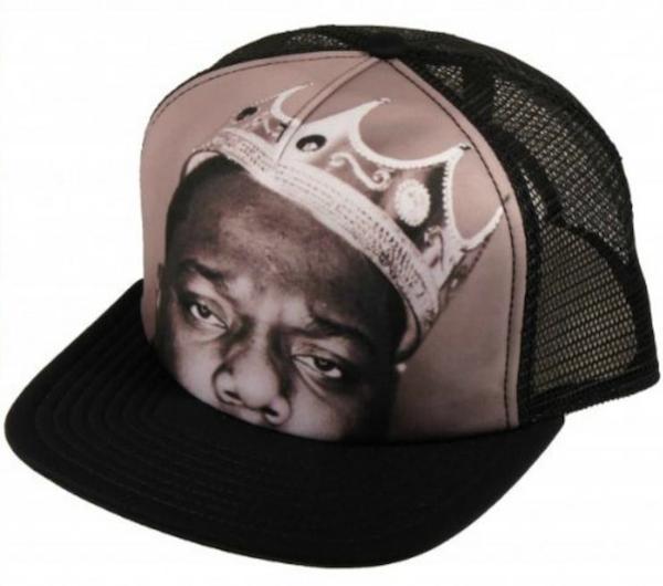 beyonce xo video biggie trucker snapback hat