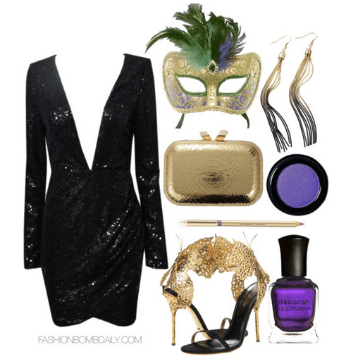 Winter 2014 Style Inspiration What To Wear To A Mardi