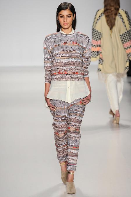 Mara Hoffman NYFW Fall 2014