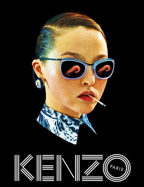 devon-aoki-paul-boche-kenzo-spring-2014-ad-campaign-1