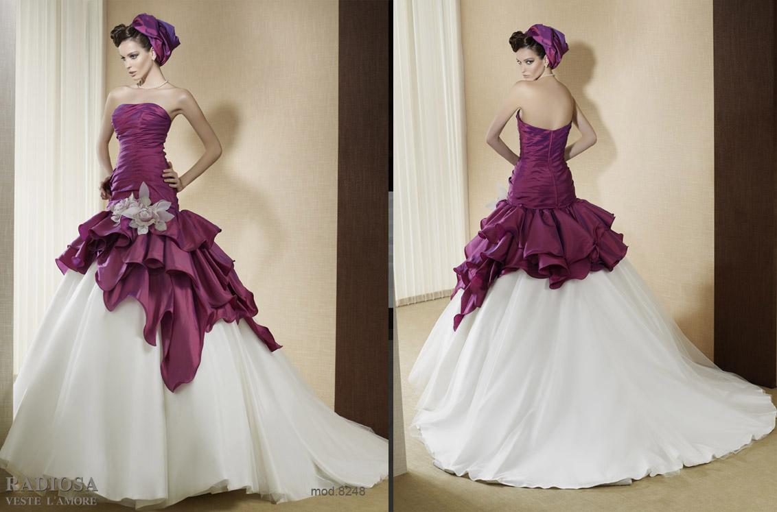 Radiosa Spring Summer 2012 Bridal Collection (I)