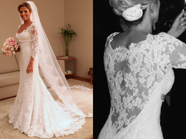 Wanda Borges 2013 Bridal Collection