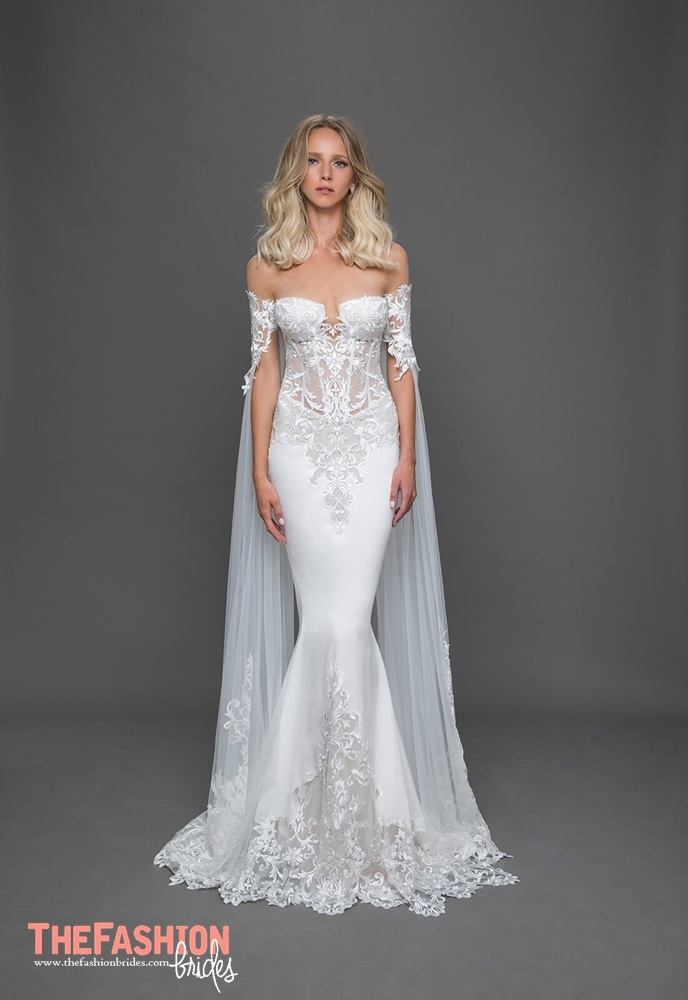 Fragile By Pnina Tornai 2018 Spring Bridal Collection