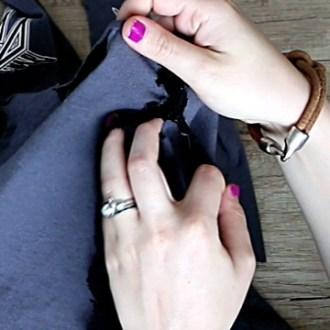 Diy clothes no sew
