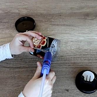 Crafts made from mason jars