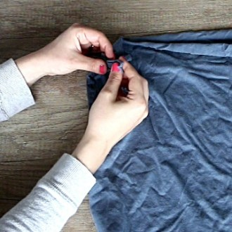 3 T-Shirt Cutting Ideas for a DIY Tank Top