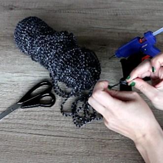 How to Make a Hard Headband, DIY Plastic Headband