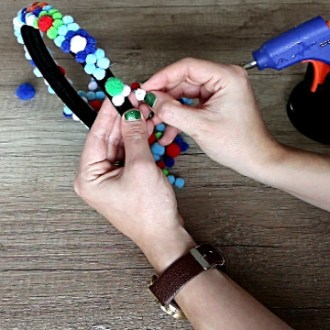How to Make a Hard Headband, DIY Plastic Headband