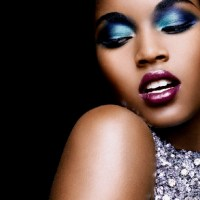 High-End Makeup for Woman of Color