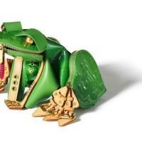 Billie Achilles for Louis Vuitton's Maroquinaris Zoologicae