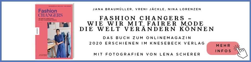 Fashion Changers - Das Buch