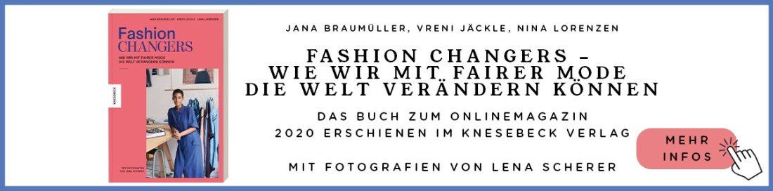 Fashion Changers - Das Buch
