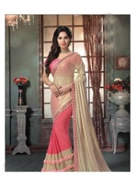 0001189_coral-pink-and-cream-saree-with-3d-flowers-and-jewel-border_300