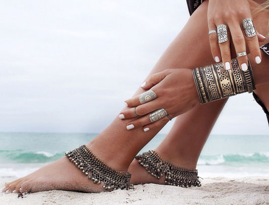 Boho Anklets The Perfect Accessory For Your Summer Style