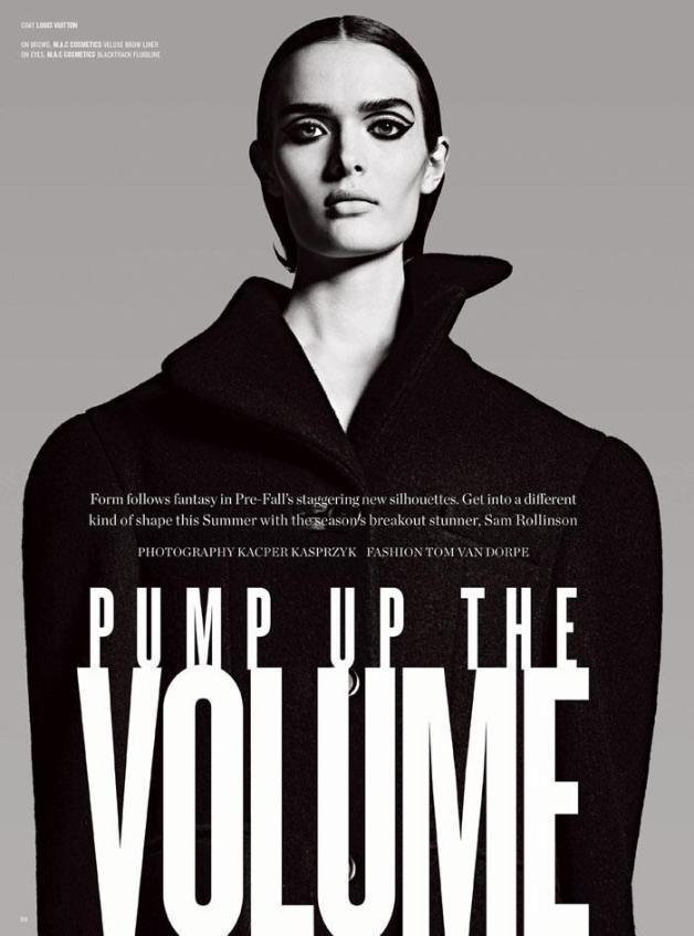Pump Up the Volume V Magazine cover