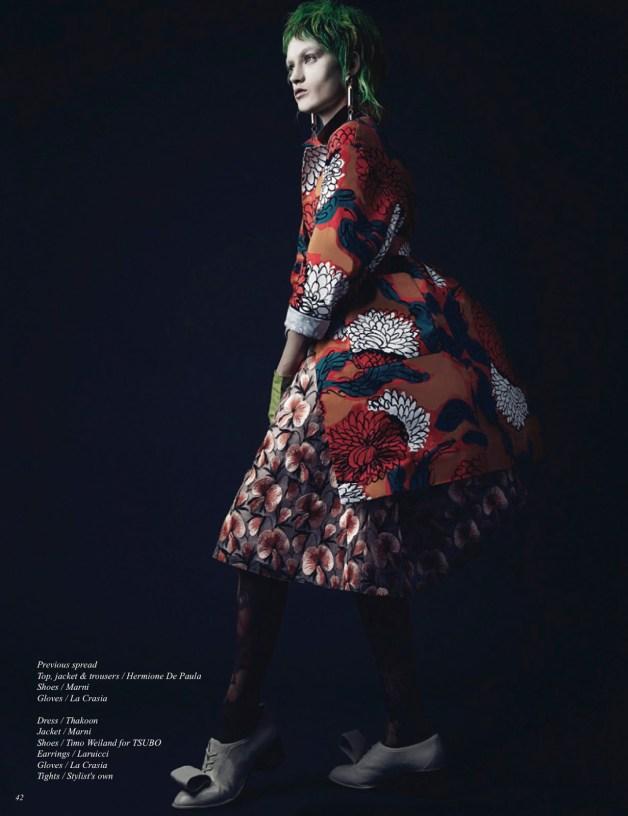 Ali Lagarde By Yuki Takeuchi For Schon 2