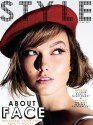karlie kloss ny times style cover 1