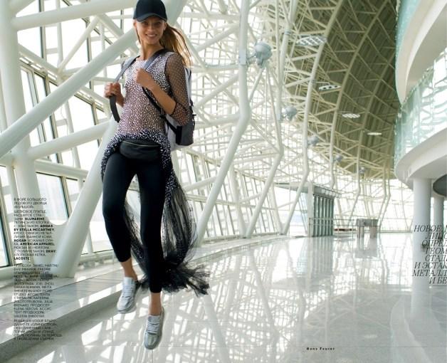 Anna Selezneva By Hans Feurer For Vogue Russia14