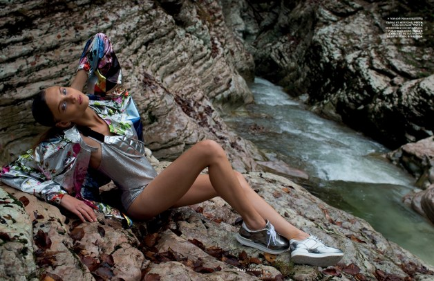 Anna Selezneva By Hans Feurer For Vogue Russia8