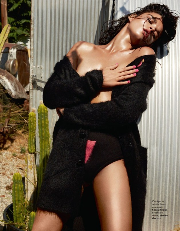 Crystal Renn By David Roemer For Grazia France 8