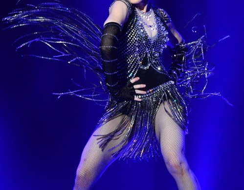 Moschino pour Madonna